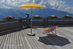 Summer holiday in Austria (José Kroezen) Tags: summer holliday austria montafon mountains mountainfiew mouintains oostenrijk vakantie zomervakantie beachchair kapellrestauranthochjoch hochjoch sunny 2018 nikon nikonj5 j5