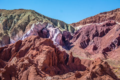 Rainbow Valley, Chile (rsoledadvf) Tags: chile
