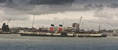 365/251 A National Treasure (Romeo Mike Charlie) Tags: waverley paddlesteamer ship boat portsmouth