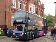 Go North East 6309 NK67ECE High St, Hull attending Big Bus Day 2018 (1) (1280x960) (dearingbuspix) Tags: eyms eastyorkshire goahead gonortheast bigbusday x9x10 6309 nk67ece bigbusday2018