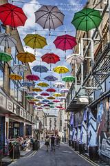 Dublin City (Clem Mason) Tags: umbrellas dublin city street ngc canon5d