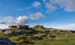 Corndon Tor - Dartmoor_NK2_6219 (Jean Fry) Tags: corndondown corndontor dartmoor dartmoornationalpark devon englanduk nationalparks uk westcountry rocks tors