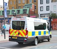 Metropolitan Police Service - RJ18FBF (Waterford_Man) Tags: rj18fbf iveco mps metropolitanpoliceservice