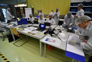 Working on Orion European Service Module-1
