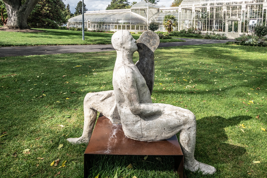SAME SAME DIFFERENT BY BRIAN SYNNOTT [CATALOGUE REF 142 - SCULPTURE IN CONTEXT 2018]-144686