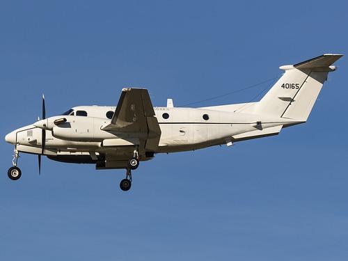 United States Army | Beech C-12U Huron | 84-0165