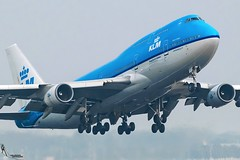 KLM / PH-BFD / Boeing 747-400 / EHAM-AMS 18L / © (RVA Aviation Photography (Robin Van Acker)) Tags: schiphol amsterdam airport planes trafic airlines avgeek airliner outdoor airplane aircraft vehicle jetliner jet jumbo air photography aviation avitionphotography