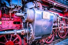 Cylinder (*Tjacko*) Tags: terugnaartoen vsm locomotief stoomtrein treinen