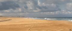 Hossegor ( Landes) (Didier Gozzo) Tags: beach outdoor canon sky ciel plage sea mer landes hossegor ngc sable océan littoral