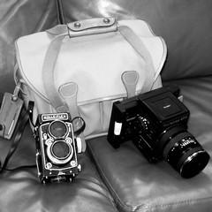billingham - roleiflex (branko_) Tags: billingham bag photo rolleiflex polaroid back explore