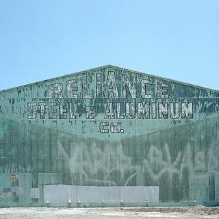 reliance steel & aluminum co. vernon, ca. 2012.