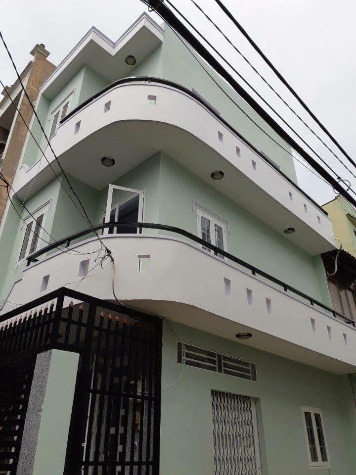 Bán gấp nhà 239 Bà Hom, Phường 3, Quận 6