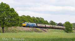 20180518-IMG_3914 (deltic21) Tags: severn valley railway svr severnvalley preserved preservation diesel power traction heritage classic transport wheel wheels motion loco locos locomotive train trains rail rails track tracks br british type class restored restoration moving railways trees outdoor outside nature bewdley kidderminster bridgenorth shropshire worcestershire midlands engine clag 50035 50 alliance ark royal blue log hoover ee english electric