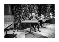 (Paphylo) Tags: leicaq monochrome ordinarylife street people reallife city outdoor blackandwhite newyork manhattan document