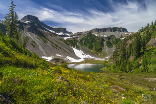 Heather Meadows High Country