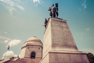 President William McKinley Monument