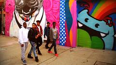 Brooklyn youth (Harry Szpilmann) Tags: brooklyn youth people portrait bushwick gang nyc streetphotography streetart newyork