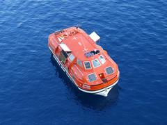 An arriving tender (jimsawthat) Tags: tender cruise mediterraneansea monaco