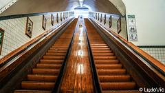 The Underpass (Lцdо\/іс) Tags: underpass antwerpen antwerp anvers belgique stanna'stunnel escalier escaut belgium belgie belgian historic old town citytrip travel trip tunnel pieton août august 2018 lцdоіс