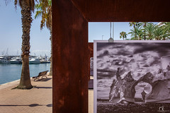 Genesis (Alejandro González i Mas) Tags: salgado génesis exposición photography alicante puerto explanada cultura sebastiao