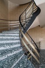 Treppenhaus Explored Aug 26, 2018 (Frank Guschmann) Tags: treppe treppenhaus staircase stairwell escaliers stairs stufen steps architektur frankguschmann nikond500 d500 nikon explored explore