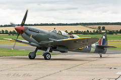 PT462 (milan_146) Tags: pt462 gctix supermarine vickerssupermarine spitfire tix duxford egsu aircraft warbird fighter aviation