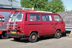 Volkswagen T3 camper 1983 (NG-30-DL) (MilanWH) Tags: volkswagen t3 camper 1983 ng30dl transporter