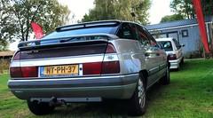 Citroën XM 2.0i Turbo C.T. VSX Automatic (Skylark92) Tags: nederland netherlands holland gelderland kesteren lede oudewaard grass window bxclub kampeerweekend citroën xm 20i turbo ct vsx automatic ntph36 1996 onk origineel nederlands kenteken