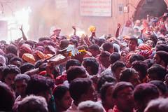 Shri Banke Bihari Mandir, Vrindavan India (AdamCohn) Tags: abeer adamcohn bankebiharimandir hindu india shribankeybiharimandir vrindavan gulal holi pilgrim pilgrimage अबीर गुलाल होली