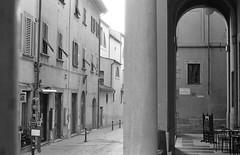 La Finestra (michele.palombi) Tags: arezzo tuscany film 35mm darkroom finestra summer