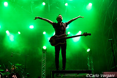 Sum 41@Rimini Park Rock 2018 (crossoverboy) Tags: thefrontrow carlovergani crossoverboy livereport livephoto livereview livemusic live concert photofromthepit sum 41 sum41