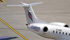 G-CISK LSZH 03-08-2018 (Burmarrad (Mark) Camenzuli Thank you for the 13.7) Tags: airline eastern airways aircraft embraer erj145lu registration gcisk cn 145570 lszh 03082018