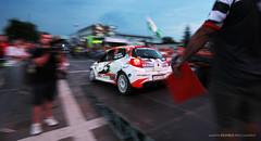 Pavol Cireň - Marcel Hranka (Martin Hlinka Photography) Tags: motorsport 2018 slovakia slovensko sport canon eos 60d car rally trebišov 1018mm f4556 pavol cireň marcel hranka renault clio r3 maxi