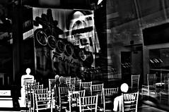 Into The Great Wide Open  !!! (imagejoe) Tags: vegas nevada street strip black white photography photos shadows reflections tamron people nikon