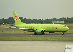 S7 Airlines B737-8L9 VQ-BRP (op by Globus) taxiing at DUS/EDDL (AviationEagle32) Tags: dus dusseldorf dusseldorfairport flughafendusseldorf flughafen eddl germany deutschland airport aircraft airplanes apron aviation aeroplanes avp aviationphotography avgeek aviationlovers aviationgeek aeroplane airplane airbus planespotting planes plane flying flickraviation flight vehicle tarmac s7airlines boeing boeing737 b737 b737ng b737800 b737w b7378l9 vqbrp b738 737 globus globusairlines