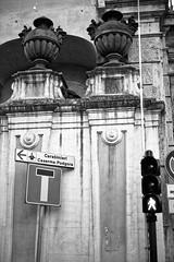 "Roma, Leica M7, Ilford FP4 PLUS 125, Summicron v.IV 50mm ""70 Jahre"" (mappett) Tags: roma ilford fp4 plus 125 summicron viv 50mm 70jahre carabineri casarma podgora"