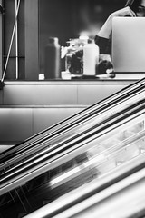 ***ESCALATOR*** (*** Joe Wild ***) Tags: street streetphotography photography streetstyle urban style art city instagood fashion photographer photooftheday architecture travel design photo cars blackandwhite people beautiful ig picoftheday road streetlife color fitness building portrait town bhfyp bnw schwarzweiss bw blackandwhitephotography fotografie monochrome schwarzweissfotografie planet blackwhite schwarzwei blackandwhitephoto bnwphotography sw foto berlin fotograf