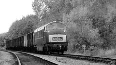 On the vans (Duck 1966) Tags: d832 onslaught buryhydraulicgroup gcr emrps timelineevents diesel locomotive