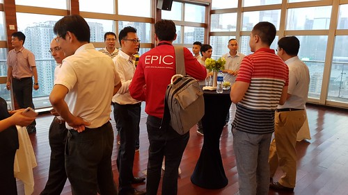 EPIC Networking Reception CIOE 2018 (2)