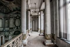 Alla Italia (Christin-BildinGrau) Tags: urbex urbanexploration urbexphotography abandoned abandonedplaces lostplaces lost decay decayphotography beautyindecay