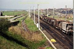 q Falkland 26026 29apr87 a640 (Ernies Railway Archive) Tags: ayr falklandyard gswr lms scotrail