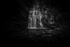 Magical (Fine Art Long Exposure Black & White Photography) Tags: fineart longexposure monochrome blackandwhite landscape image photography canvasandprintsforsale waterfall water river welshmountains nature ndfilters daylightle