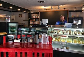An Interior View   Marietta Coffee Company   Marietta, Georgia