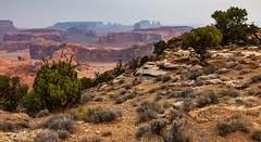 Hunts Mesa (LarryJH) Tags: desert monumentvalley huntsmesa landscape rocks highdesert