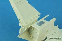 B-Wing wip (Andy R Moore) Tags: starwars bandai scalemodel