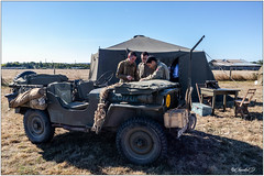Camp militaire (didier_chantal49) Tags: armée camps jeep militaire soldat tente cholet maineetloire france fr