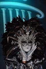 venetian masks portraits - 18 (fotomänni) Tags: masken masks venezianischerkarneval venezianisch venetiancarnival venetian venezianischemasken venetianmasks venezianischemesseludwigsburg portraits portrait portraitfotografie manfredweis