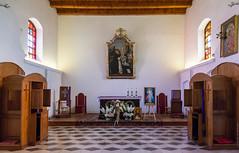 20180812-_D8H4423 (ilvic) Tags: altar church interior sandomierz świętokrzyskie poland pl