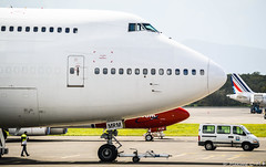 Parked (Maxime C-M ✈) Tags: queen closeup colors white caribbean guadeloupe island norwegian air france rare airport exotic travel world passion discover airbus 737 a320 car men