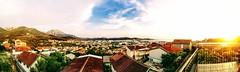 Montenegro (jvstynakovalczyk) Tags: view high sky clouds balcony wonderful city montenegro bar big